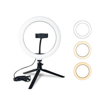Ring Light 26cm LED Desktop